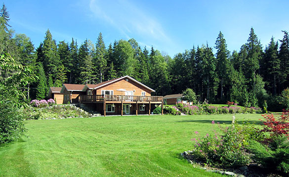 Kalum River Lodge