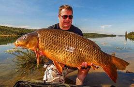 Guided/Hosted Carp Fishing