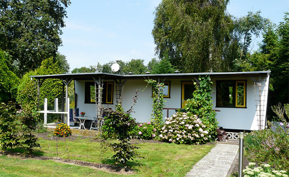 Chalet Authentic at De Visotter holiday park/