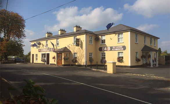 Connolly's Bar and B&B at Castleblayney/