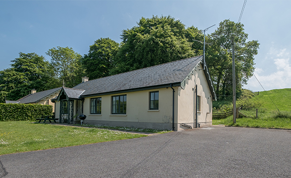 Cathcart's Lodge, self-catering accommodation at Belle Isle/