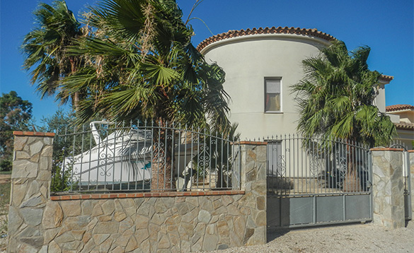 Roned self-catering apartment in Ruimar, Spain/