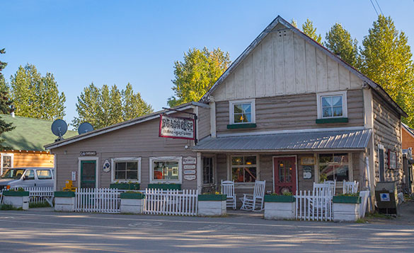 Talkeetna Roadhouse