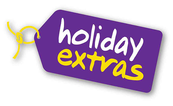 Holiday Extras logo/