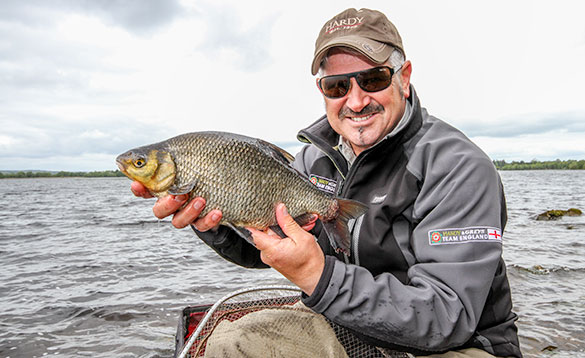 Big water roach bream hybrid/