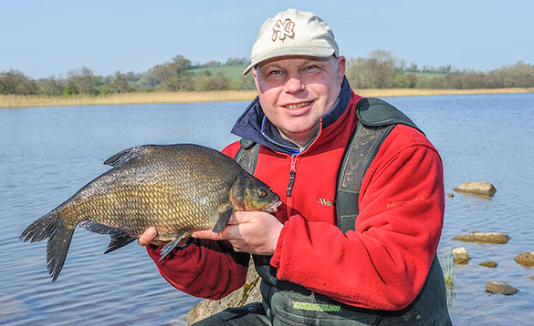 Quality bream after an early start/